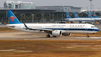 B-303X  - Airbus A321-271N - China Southern Airlines