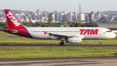 PR-MAE - Airbus A320-232 - TAM Linhas Aéreas