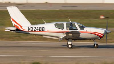 N324BB - Socata TB-20 Trinidad - Private