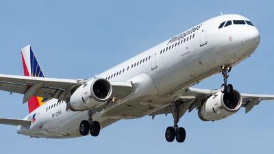 RP-C9901 - Airbus A321-231 - Philippine Airlines