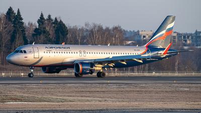 A picture of VQBSI - Airbus A320214 - Aeroflot - © Alexey Perfilyev