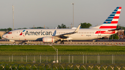 A picture of N946AN - Boeing 737823 - American Airlines - © Kevin Cargo