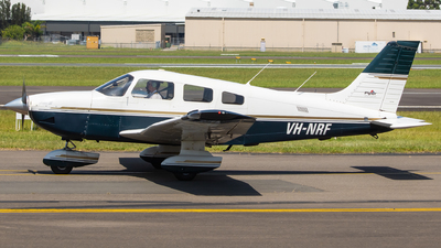 VH-NRF - Piper PA-28-181 Archer III - Private