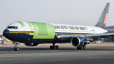 A picture of 4XAGM - Boeing 767328(ER)(MMTT) - [27135] - © Ido Wachtel - AirTeamImages