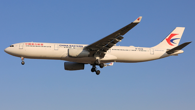 B-1049 - Airbus A330-343 - China Eastern Airlines