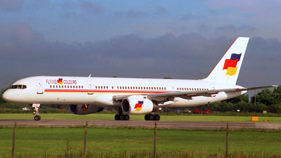 G-FCLE - Boeing 757-28A - Flying Colours Airlines