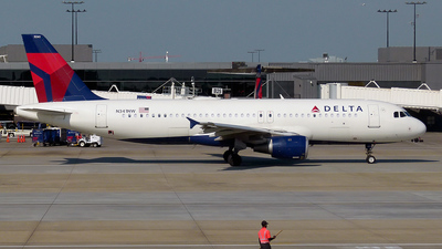 N341NW - Airbus A320-212 - Delta Air Lines
