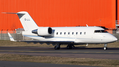 B-LLL - Bombardier CL-600-2B16 Challenger 604 - Jet Aviation Business Jets