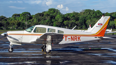 PT-NRK - Embraer EMB-711B Corisco - Private