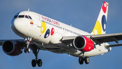 A picture of HK5335 - Airbus A320214 - Viva Air - © Santiago Osorio Ramírez