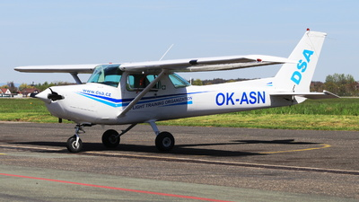 OK-ASN - Cessna 152 - DSA Aviation Company