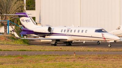 PS-WSC - Bombardier Learjet 45 - Private