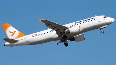 TC-FHC - Airbus A320-214 - Freebird Airlines