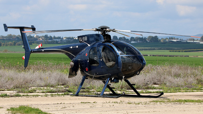 4X-BIB - McDonnell Douglas MD-500 - Private