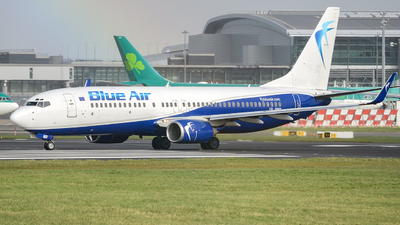 YR-BMO - Boeing 737-883 - Blue Air