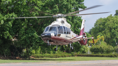 2905 - Eurocopter EC 155B1 Dauphin - Thailand - Royal Thai Police Wing