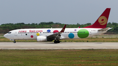 A picture of B1552 - Boeing 73786X - 9 Air - © ceci wong