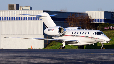 N966QS - Cessna 750 Citation X - NetJets Aviation