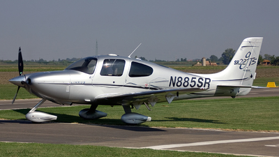N885SR - Cirrus SR22-GTS Turbo - Private