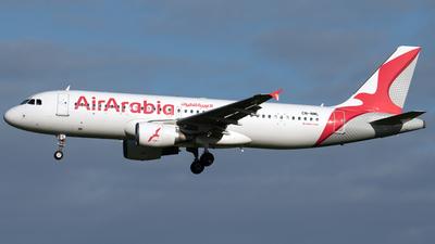 CN-NML - Airbus A320-214 - Air Arabia Maroc