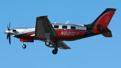 N831CY - Piper PA-46-M600 - Private