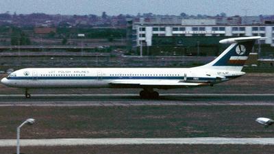 SP-LAF - Ilyushin IL-62 - LOT Polish Airlines