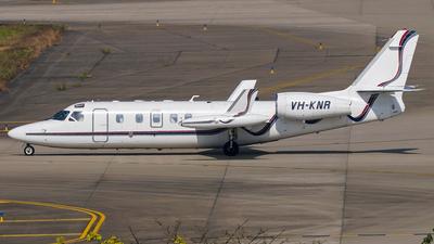 A picture of VHKNR - IAI 1124A Westwind - PelAir - © Wei Zhongyu