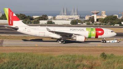 A picture of CSTOL - Airbus A330202 - TAP Air Portugal - © Torres Pode Ser