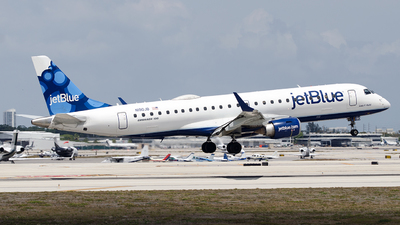 N190JB - Embraer 190-100IGW - jetBlue Airways