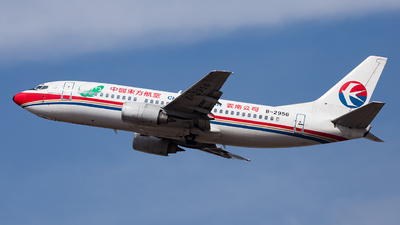 B-2956 - Boeing 737-33A - China Eastern Airlines