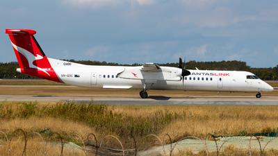 A picture of VHQOC - De Havilland Canada Dash 8400 - QantasLink - © Clayton Ferguson