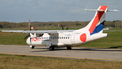 F-GVZB - ATR 42-500 - HOP! for Air France