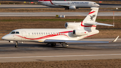 TC-MMM - Dassault Falcon 7X - Private
