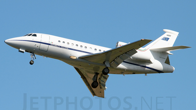 MM62244 - Dassault Falcon 900EXE - Italy - Air Force