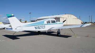 N16727 - Beechcraft A19 Musketeer Sport - Private