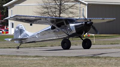 N2407R - Cessna 170B - Private
