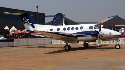 ZS-TWP - Beechcraft B200GT Super King Air - National Airways Corporation (NAC)