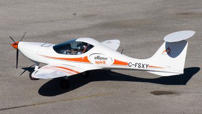 C-FSXY - A2CZ Ellipse Spirit - Ellipse Aviation