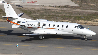 D-CIFM - Cessna 560XL Citation XLS Plus - Triple Alpha Luftfahrt