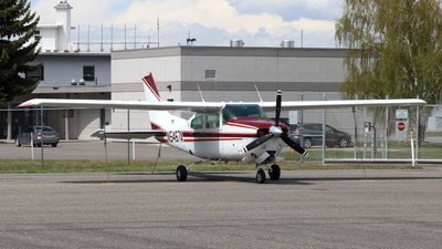 N5467A - Cessna T210N Turbo Centurion II - Private