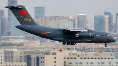 20041 - Xian Y-20A - China - Air Force