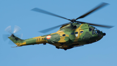 77 - IAR-330M Puma - Romania - Air Force