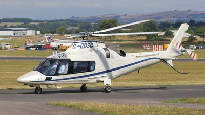 G-GDSG - Agusta A109E Power - Private