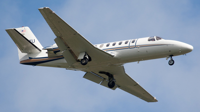 N504U - Cessna 560 Citation Encore - Private