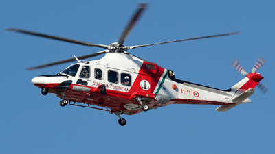 MM81910 - Agusta-Westland AW-139CP - Italy - Coast Guard