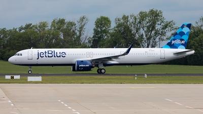 D-AZAF - Airbus A321-271NX - jetBlue Airways