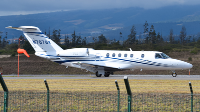 N707GY - Cessna 525C CitationJet 4 - Private