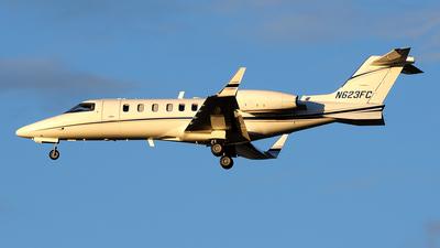 N623FC - Bombardier Learjet 45 - Private