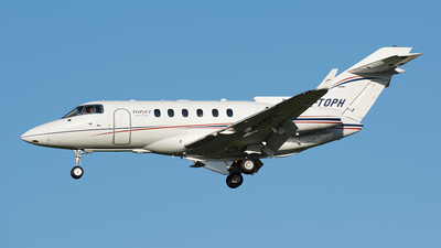 I-TOPH - Raytheon Hawker 850XP - TopJet Executive