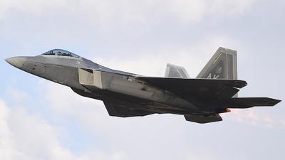 05-4087 - Lockheed Martin F-22A Raptor - United States - US Air Force (USAF)